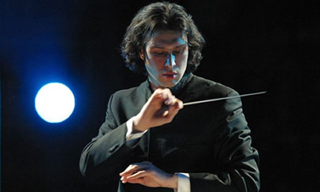 Infinite grace and a nice line in knowing irony … conductor Vladimir Jurowski